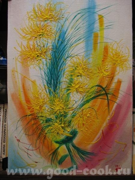 Парочка морей И цветочки - 4