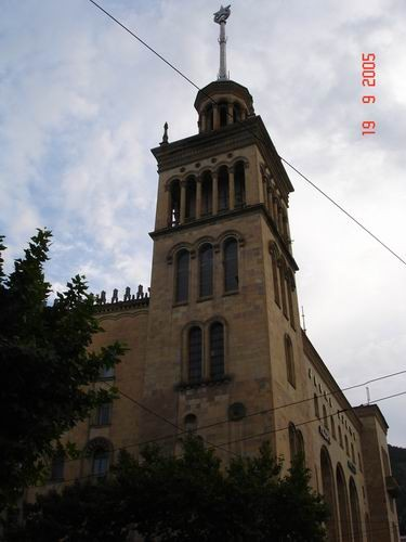 Думаю, для тех, кто помнит Тбилиси, будет интересно посмотреть на бывший гастроном в доме Мелик Каз... - 2