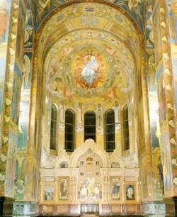 А сейчас мы с вами подходим к одну из самых красивейших соборов Петербурга и одновременно к одному... - 3
