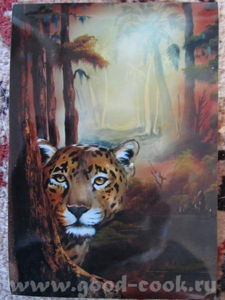 Тигр 1 Леопард (ой, ягуар стоит в названии) - 6