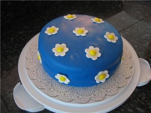 У всех тортики очень красивые