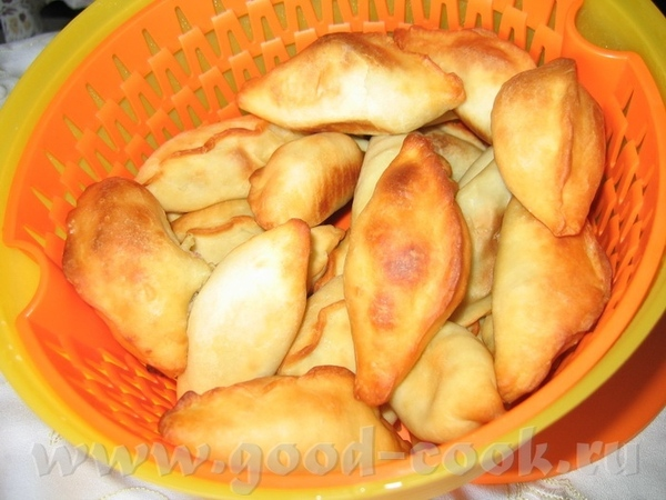 На днях делали пирожки с картошкой по рецепту Натали-stacnatalya , только в отличие от Автора - исп... - 2