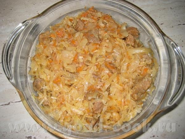 Капустняк Понадобится: говядина, лук, морковь, помидоры (или томатный сок), капуста, рис