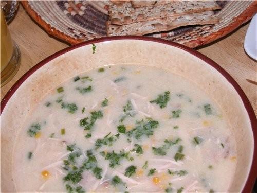 Девочки сегодня хочу предложить вам 2 варианта одного и того-же супа