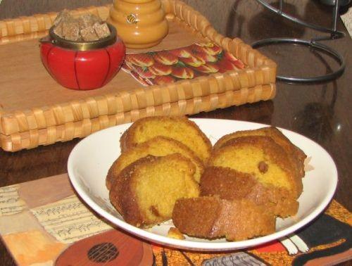 и огромное спасибо Ирине Кутовой за ее Лимонный кекс