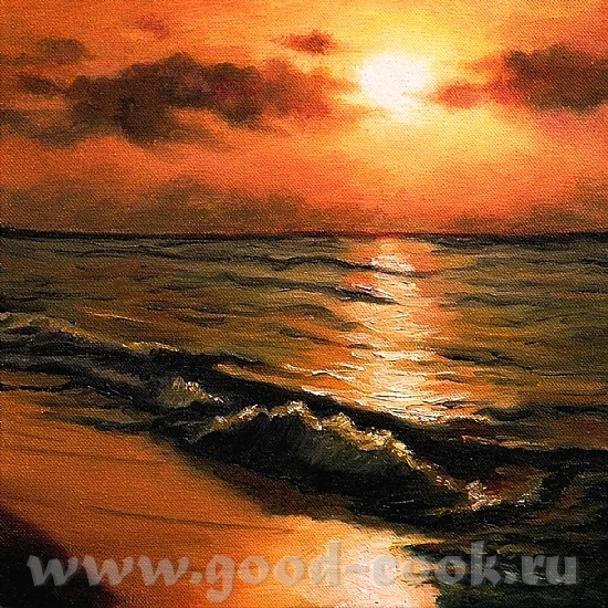 А вот тaк закат рисует xудожники: Здесь рисунки Красный закат неба Закат в Нью-Йорке Африканские бо... - 4