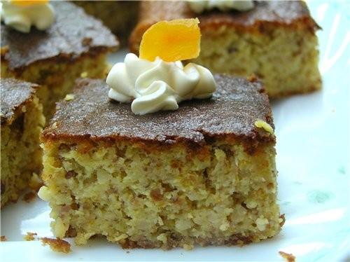 Тарталетки с лимонным конфитюром Апельсиново-миндальные пирожные - 3