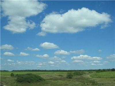 Вот такое облако в горах провожало нас на обратном пути… - 2