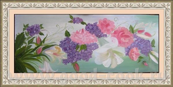 Цветочки к твоей годовщине-дарю