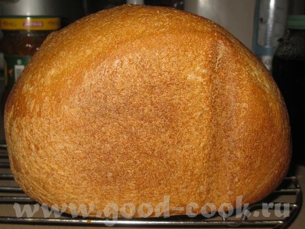 Мой первый хлеб из цельнозерновой муки, купленной у Насти-Львицы