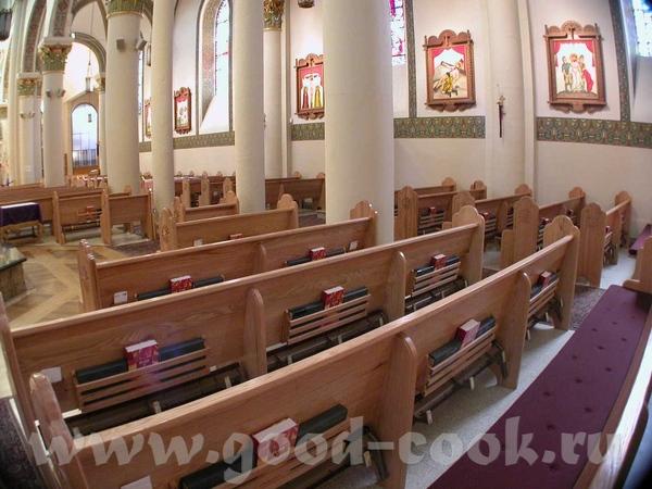 В центре исторической части города - Собор Святого Францизска - 3