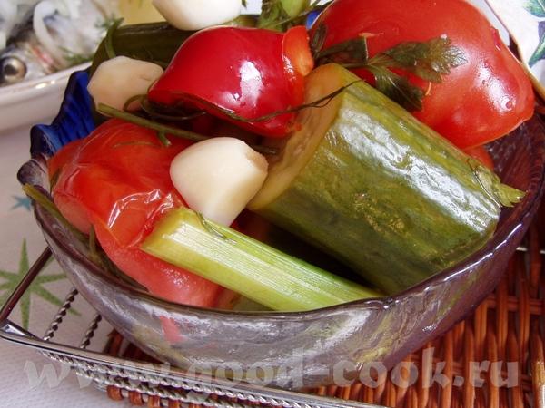 Соленые огурцы и помидоры Морковно-баклажанная икра