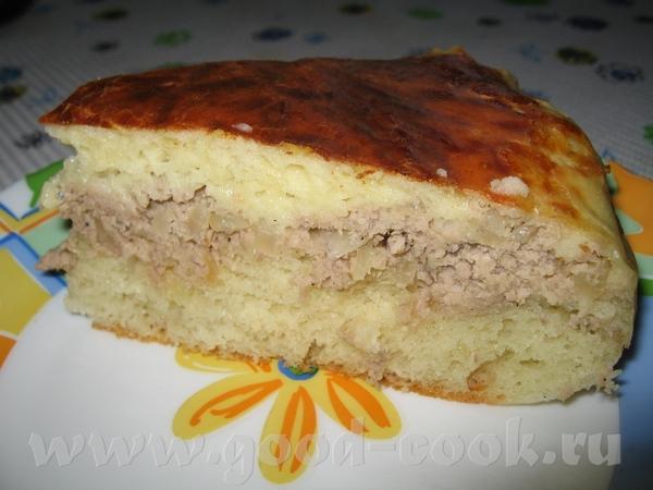 Пирог (опять,ну любят они пироги,а я и не против) Любимый пирог Пола Маккартни - 2