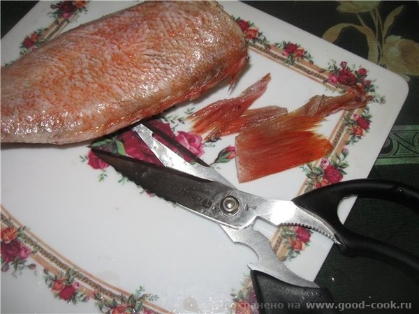 РЫБА, ЗАПЕЧЕННАЯ С ОВОЩАМИ (диетическая) Вкусное рыбно-овощное блюдо, подходящее для диеты - 3