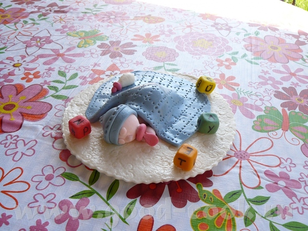 Племянику сделала, на торт сверху положу - 2