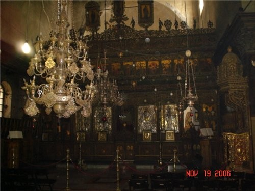 Храм Рождества Христова, Вифлеем (Бейтлехем) - 8