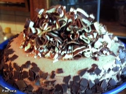 а вот мои тортики ко дню рождения сынули: Для детского сада и для дома - 3