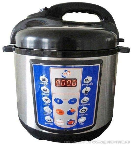 мультиварка ARC-DSB50-900F (5л.)йогурт