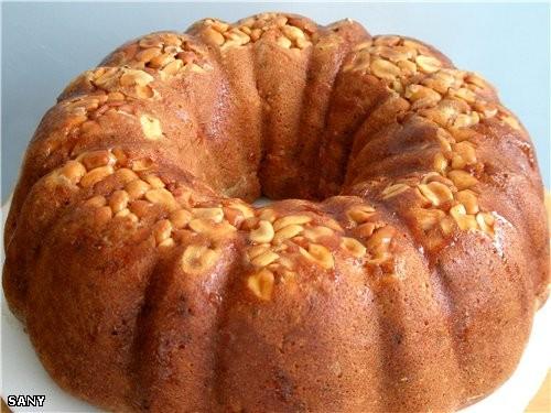 Необыкновенно мягкий ,воздушный кекс с легкой яблочной кислинкой и миндальным ароматом