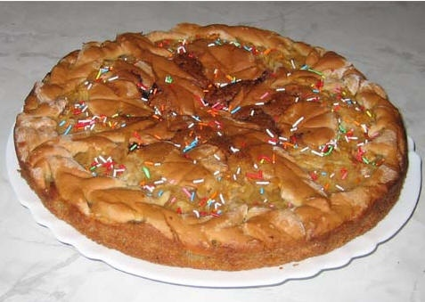 Яблочный пирог от Irisochka