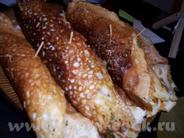 Обалденное легкое летнее блюдо,очень хороши когда постоят и остынут особенно на следующее утро из х...