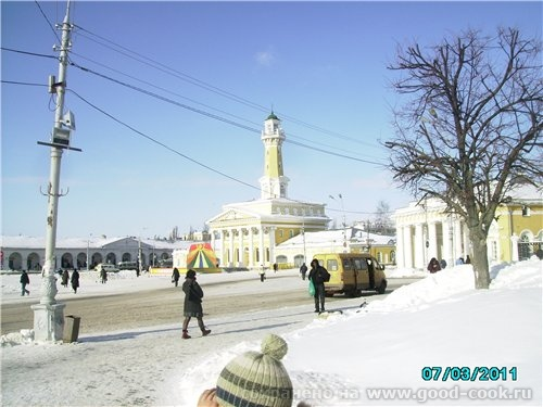 Новое путешествие - Кострома
