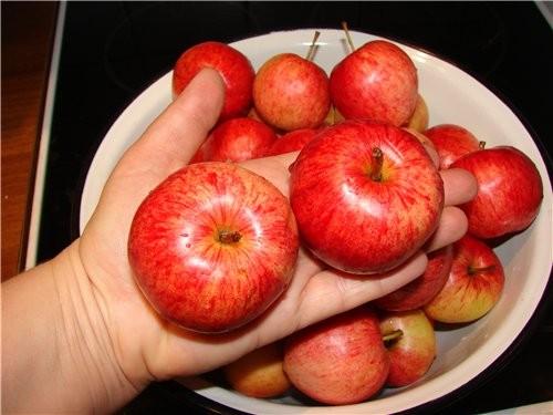 Варенье из целых яблок – коричных и райских – ещё один рецепт моей семьи - 2