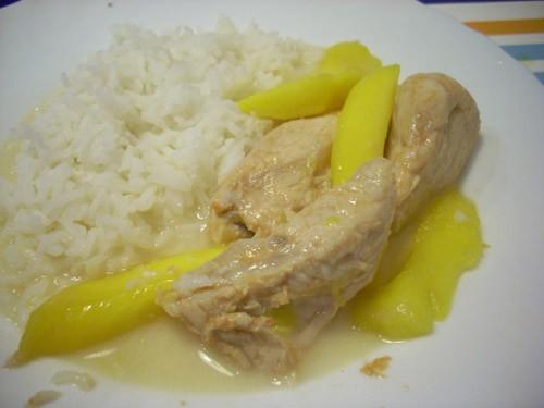 Курочка в горчично-сырном соусе ( Poulet a la dijonnaise ) Петух в красном вине ( Coq au vin) Курин... - 3