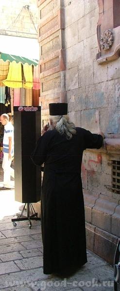 Православный монах Хасид (хазидизм - одно из наиболее ортодоксальных течений иудаизма) Представител...
