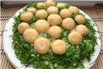 Салат - десерт из тыквы Салат Капустный с виноградом и яблоками Салат Оригинальный Салат из краснок... - 5