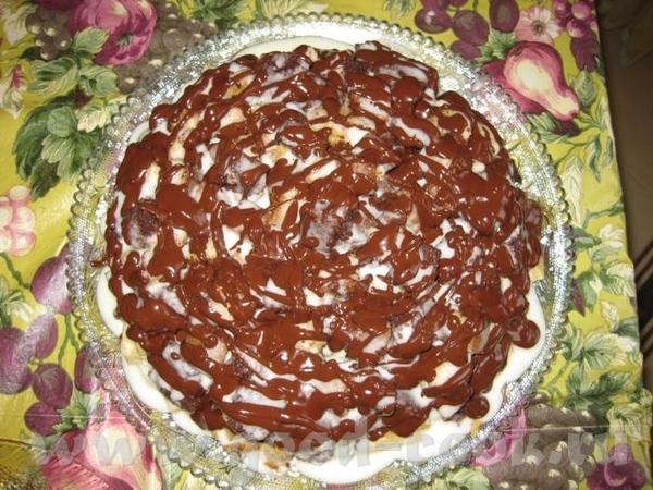 """Торт """"Графские развалины"""" - 2"""
