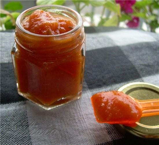 Домашний кетчуп с яблоками и травами 800 гр