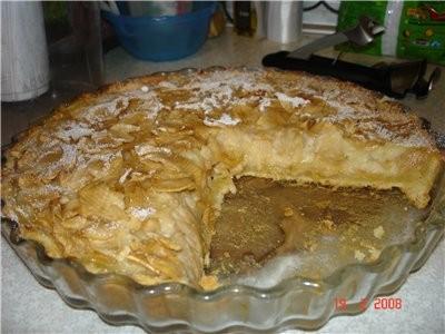 Большое спасибо Люде-Сэнди и Танюше-Sany за комментарии к рецепту Цветаевского яблочного пирога