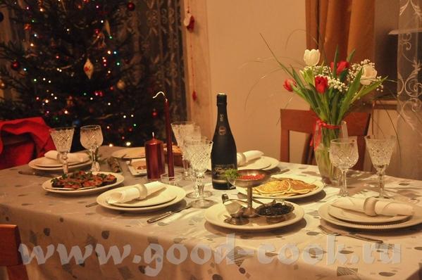 в этом году захотелось на Католическое Рождество последовать французским традициям, по тому случаю...
