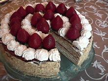 Медовый торт oт Мишель
