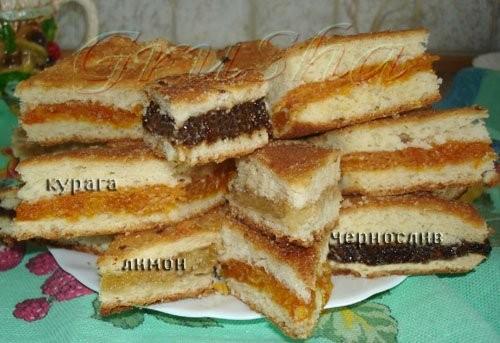 Татарские блюда выпечка рецепты