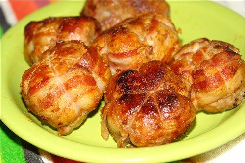 Рецепты праздничных блюд из мяса