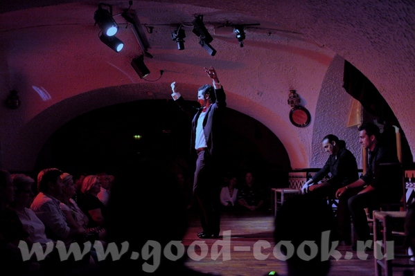 """На этот вечер у нас были заказаны места на выступление """"Фламенко"""", и после прогулки мы направились... - 2"""