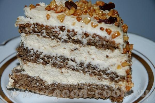 Кофейный торт - 2