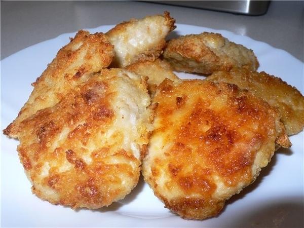 """Танюша еще спасибо за """"Куриное филе в сыре и сухарях"""", вкусно и нежно, благодаря сыру мясо остается..."""