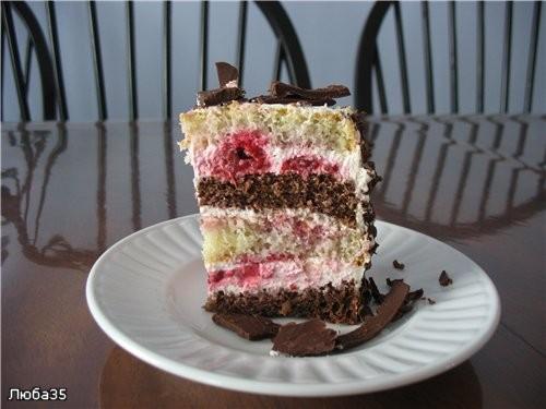 Торт ко дню отца - 4