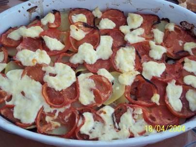 наш сегоднешний ужин, овощная запеканка от Оксаны, огромное спасибо тебе, муж сказал, чтоб чаще дел...