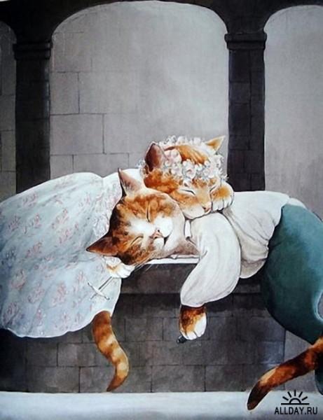 Девочки, новая картина Сергея Коваля - 2