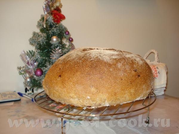 Девушки, в первый раз испекла хлеб в духовке