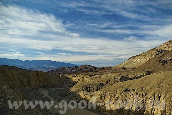 Часть 4 - Долина Смерти или Диснейленд для любителей природы