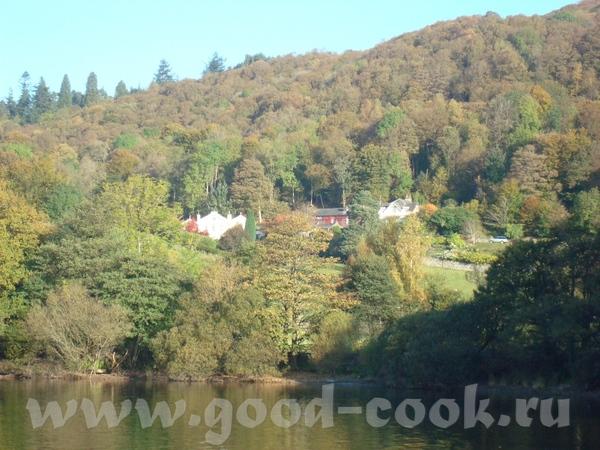 отчитываюсь о поездке в Озерный край (Lake District) в пятницу рано утром выехали мы, взяли курс на... - 4