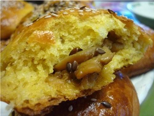 В доме всегда должен быть аромат свежего хлеба, поэтому открываю новую тему ароматной, вкусной и по... - 4