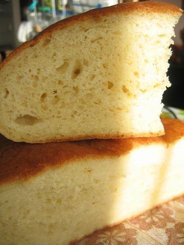 Так, Ирусик новый хлебец изобрела