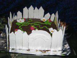 Девочки , здравствуйте Я к вам в гости со своим тортиком
