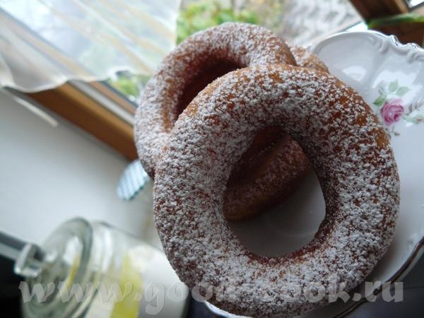 Сделала я всё таки пончики Берлинские или Berliner или Krapfen - 5